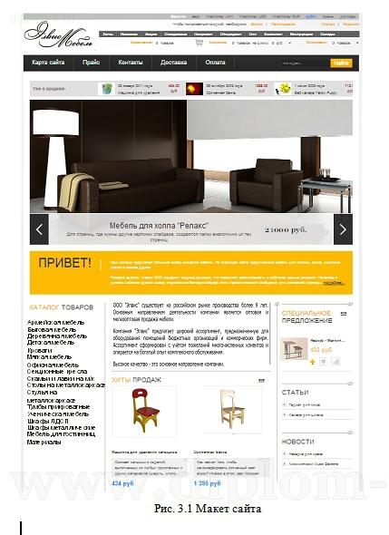 046b205916a Редизайн и оптимизация действующего веб-сайта